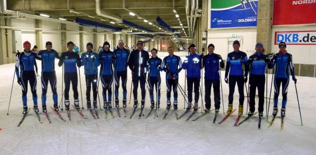 Lemminge in Oberhof 2013